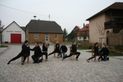 Trainingswochenende 2012 in Kreuzthal