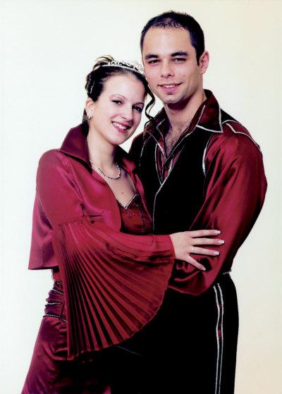 Prinzessin Corinna und Prinz Christian